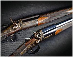 Антикварное охотничье оружие