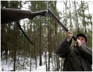 Правила по уходу за охотничьим ружьем