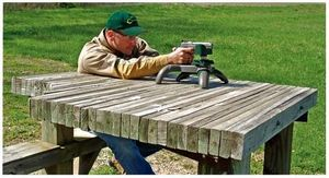 Пристрелка охотничьего оружия