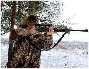 Гладкоствольное оружие для охоты на кабана