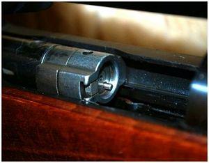 Устройство эжектора оружейного ствола