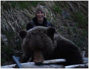 Охота на медведей вдогонку