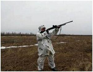 Практическая подгонка оружия для стрельбы влет