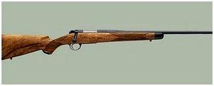 Обзор винтовки Kimber 84M