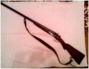 Охотничье ружье Тоз-63