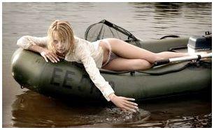 Баллоны лодки