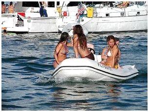 Резиновые лодки