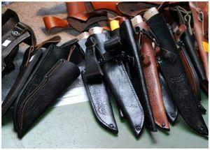 Как сделать ножны для охотничьего ножа