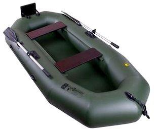 Гребная надувная лодка Таймень А-260 ТР