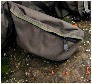 Клапан рюкзака