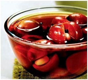 Маринование ягод