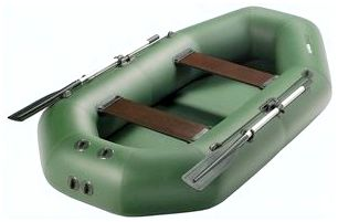 Гребная лодка Аква-Мастер 240