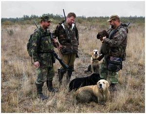 Гигиенические советы охотнику
