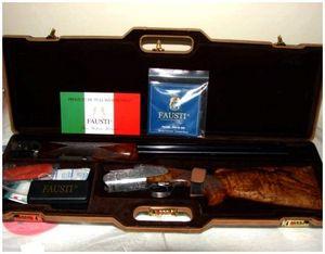 История оружейной компании Fausti Stefano S.R.L.