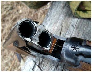 Как чистить гладкоствольное ружье?