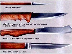 Какой нож нужно брать на охоту