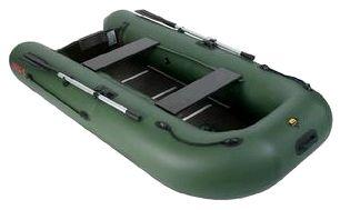 Моторно-гребная надувная лодка Ривьера 2900 СК