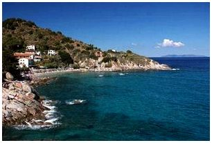 Пляж Capo Sant'Andrea