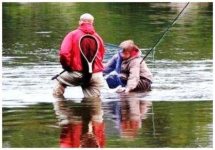 Экипировка любителя рыбной ловли