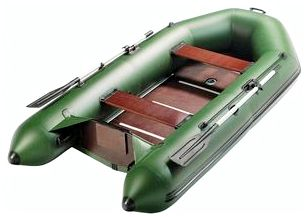 Моторно-гребная лодка Аква 2850 СК