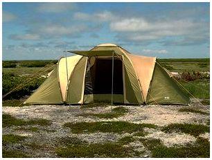 И снова о выборе палатки: ткани внешнего тента