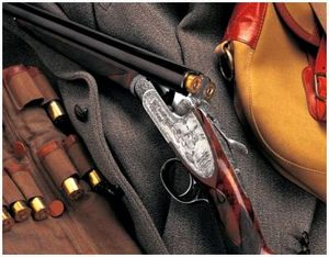 Гладкоствольные ружья Беретта середины 20 века