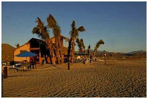 Пляж Todos Santos