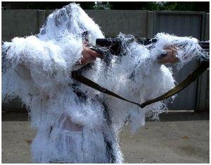 Зимние маскировочные костюмы для охоты
