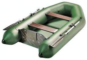 Моторно-гребная лодка Аква 2600