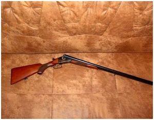 Легендарная модель охотничьего ружья ИЖ-54