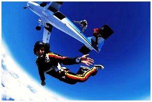 Не прыгайте с парашютом по воскресеньям