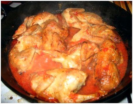 Мясо перепела: свойства, приготовления, рецепты блюд
