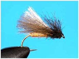 Сухие крылатые мушки (Dry Flies)