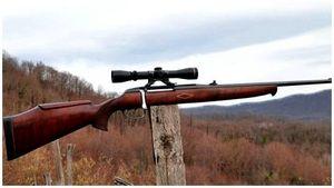 Охотничий карабин МЦ 19-09