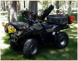 Квадроцикл для охоты: советы по выбору и популярные марки