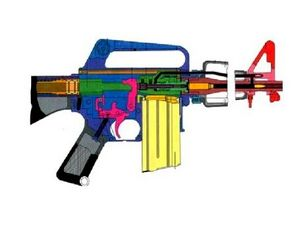Винтовки и карабины системы AR-15
