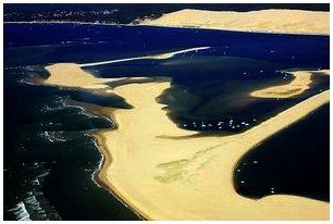 Пляж Pyla-sur-Mer