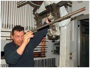 Изготовление оружейных стволов