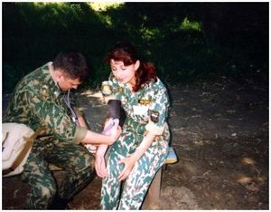 Первая медицинская помощь на охоте