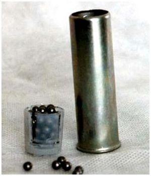 Используются ли патроны со стальной дробью на охоте