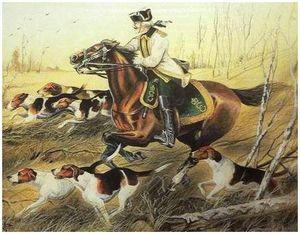 Краткая история развития охоты