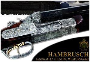 Охотничье оружие Hambrusch (Хамбруш)