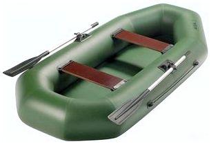 Гребная лодка Аква-Оптима 260