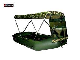 Тент на гребную надувную лодку ПВХ