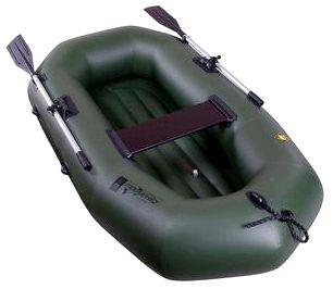 Гребная надувная лодка Таймень А-220 НД