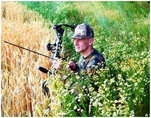 Охота с луком и арбалетом
