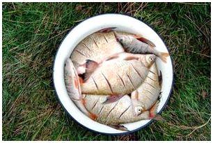 Сухой метод вяления рыбы