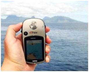 Хитрое приспособление рыбака GPS навигаторы