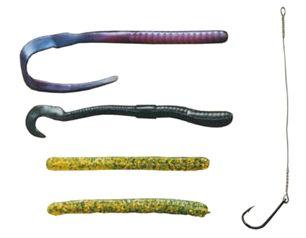 Размеры приманки для спиннинговой ловли