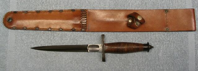 Боевой нож V-42 Stiletto